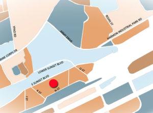 KME Architects Guam Location
