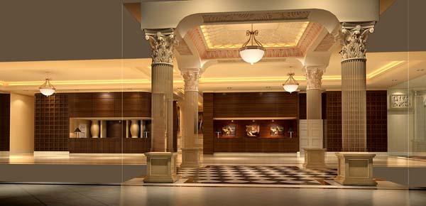 L'ARC New world Hotel